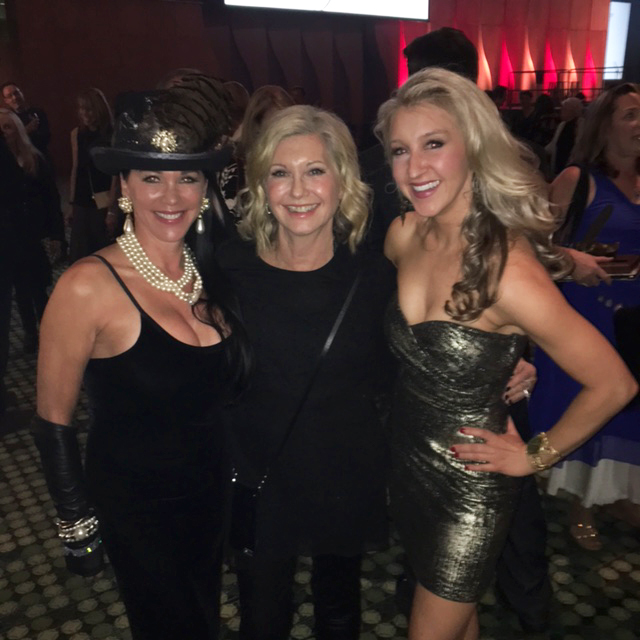 2016 songwriters hall of fame christina carmel songwriter and was able to see and meet wonderful people like olivia newton john and artistco writer misty loggins as well as songwriter hall of fame member craig m4hsunfo